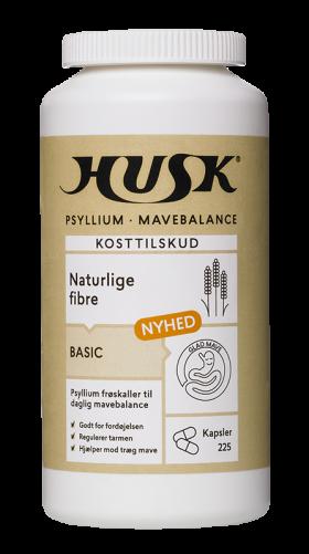 Husk psyllium mavebalance basic kapsler