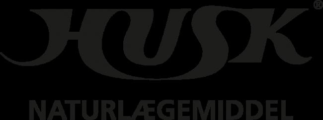 HUSK® Naturlægemiddel Psyllium-frøskaller logo